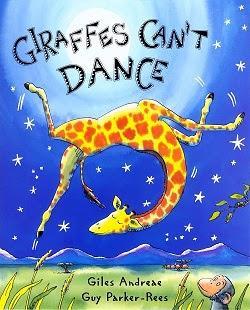 Giraffes Can't Dance book cover